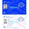 R3年度日本YEG出向者名刺【青&白_各200枚_合計400枚】増刷