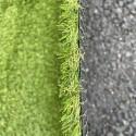 FIFA認定工場生産!!  人工芝 ロール 1x10m 芝丈35mm 固定U字ピン20本セット 透水穴付  送料無料
