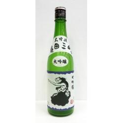 【全国送料無料・梱包代金無料】亀田三昧 特別醸造酒 720ml