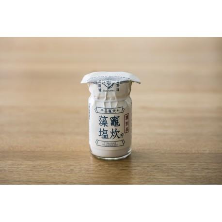 塩竈の藻塩 竈炊キ藻塩 50g ※