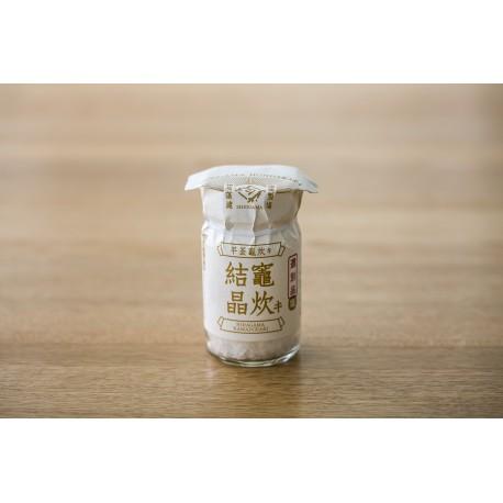 塩竈の藻塩 竈炊キ結晶 40g ※
