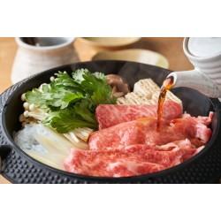 福島牛モモすきやき用500g(A4~A5) ※