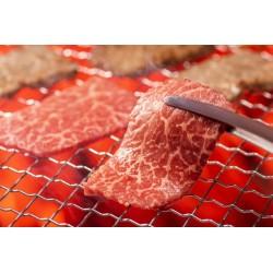 福島牛モモ焼き肉用500g(A4~A5) ※