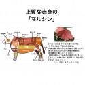 仙台牛焼き肉3種贅沢食べ比べお試しセット(各100g)送料無料 ※