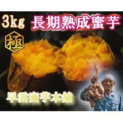 「早雲蜜芋」 さつまいも オリジナル品種 3キロ ※