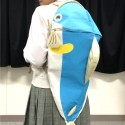 おさかなカバン(アユ) 岐阜発高校生とYEGのコラボ商品!