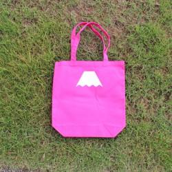 富士山いただきバッグ ピンク