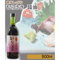 ダルマ醤油 むらさき(刺身しょうゆ) 500ml