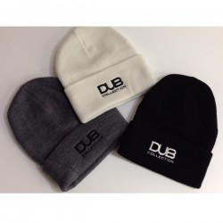 【送料無料】DUB Beanie cap ビーニー帽 男女兼用
