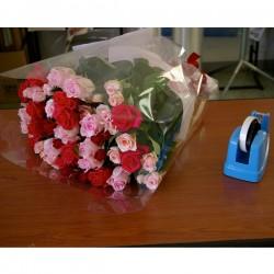 「バラの花束」お任せMIX「5000円」(25本)