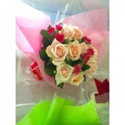 ミニブーケ花束
