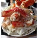 【青森海】お任せセット。ずわい蟹2K。タラバ蟹4L800を2個。よしやすキムチ1000g追加。