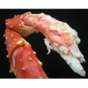 蟹の王様本タラバ蟹!一肩で4Lサイズ。800gの超特大サイズ最高級本タラバ蟹です。