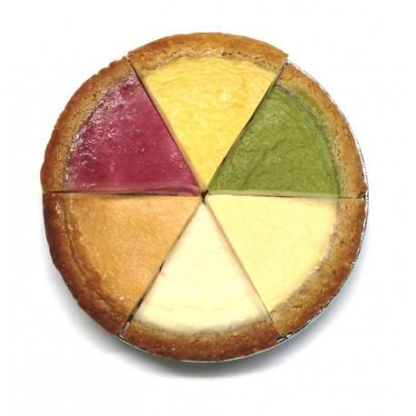 ガトーよしだのミニパラソルベイクドチーズケーキ(14cm)