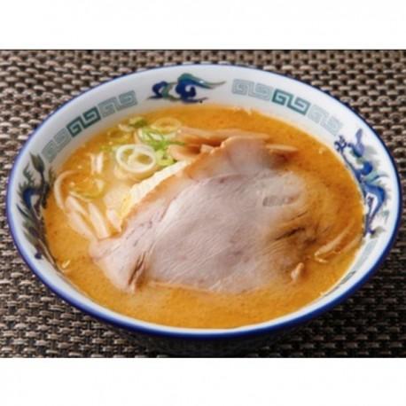 【北海道・岩見沢名物】宇宙軒のみそラーメン・生めん6食セット ※