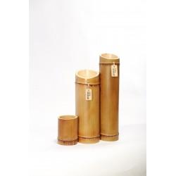 不思議な竹焼酎「篤姫」3合540鹿児島の芋焼酎を竹に密封!父の日、ギフト、お歳暮などに