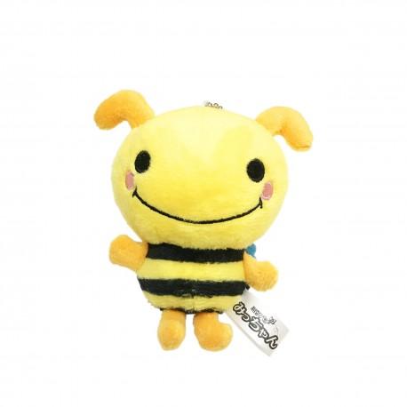 ミツバチみっちゃんボールチェーン10cm