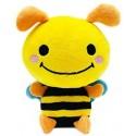 ミツバチみっちゃんぬいぐるみ(おすわりver)15cm