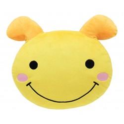 ミツバチみっちゃん 顔型クッション