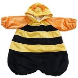 赤ちゃん用コスプレお洋服【ミツバチみっちゃん】