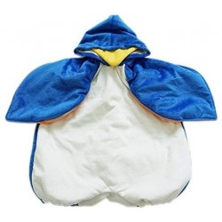 赤ちゃん用コスプレお洋服【ペンギン】