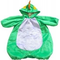 赤ちゃん用コスプレお洋服【かいじゅう】