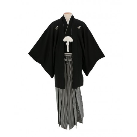 YEG 紋付・袴セット 目安 身長166-171cm M