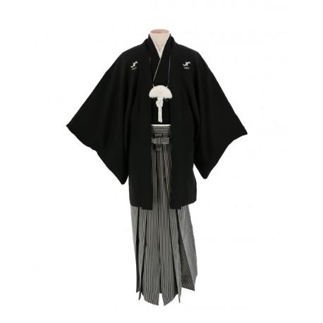 YEG 紋付・袴セット【レンタル】 目安 身長172cm-179cm L