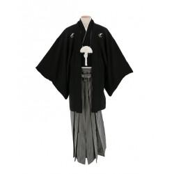 YEG 紋付・袴セット【レンタル】 目安 身長180cm-189cm LL