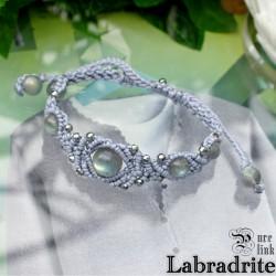 優美★幻想的な美しい輝きSA『ラブラドライト』編ブレス