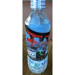 ブルボン 出羽三山の天然名水 鶴岡ラッピング 500ml×24本 ※
