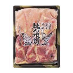 比内地鶏 冷凍1羽ケース(ガラ付) ※