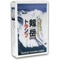 剱岳の魅力満載!「剱岳トランプ」 見て・読んで・遊んで楽しめるトランプ