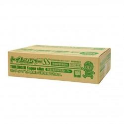 トイレンジャーSS-100 5箱(500回分) 非常用トイレ(防災・災害・非常・備蓄)
