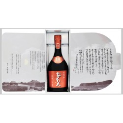 39%瑞泉おもろ甕貯蔵18年古酒720ml