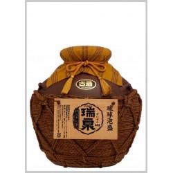 43%新酒『瑞泉壷3升(巻)壷』5,400ml