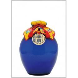 43%瑞泉3年古酒『琉球ガラス1升-滄-』1,800ml