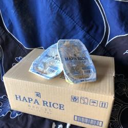 HAPARICE レトルトご飯1箱(24個セット) ※