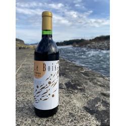 天然ワインLe Bois 赤 中辛口 720ml