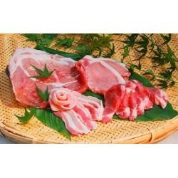 ケンボロー豚 しゃぶしゃぶセット 2kg ※