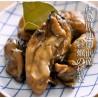 煙にまかれて牡蠣の燻製オイル漬け ※